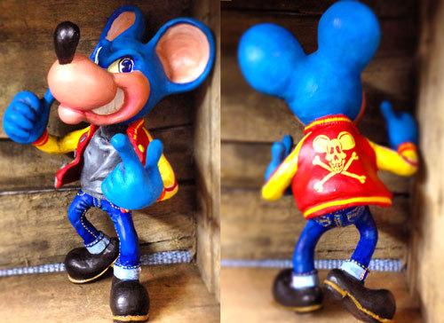 フィギュア ミッキーマウス?